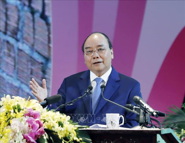 นายกรัฐมนตรีเหงวียนซวนฟุกเข้าร่วมการประชุมผู้นำอาเซียน-สาธารณรัฐเกาหลี - ảnh 1