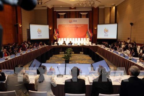 การประชุมคณะกรรมการรายสาขาด้านเศรษฐกิจของอาเซียนครั้งที่ 10 - ảnh 1