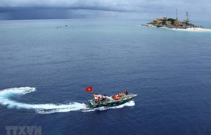 การเสวนาเกี่ยวกับทะเลตะวันออกในประเทศมาเลเซีย - ảnh 1