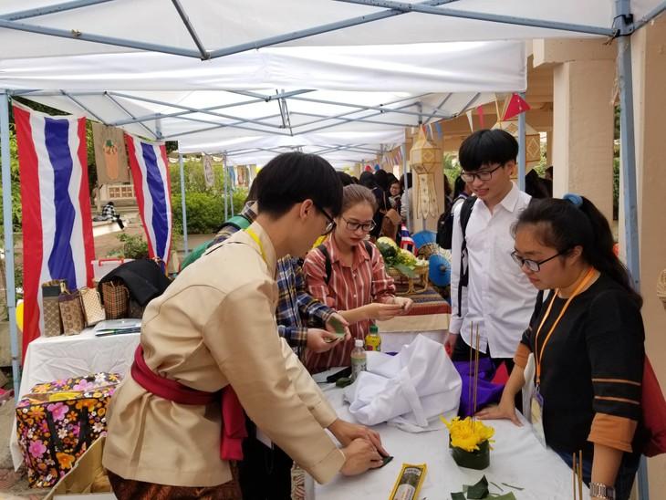 งานวัน ULIS Thailand Day ณ กรุงฮานอย - ảnh 5