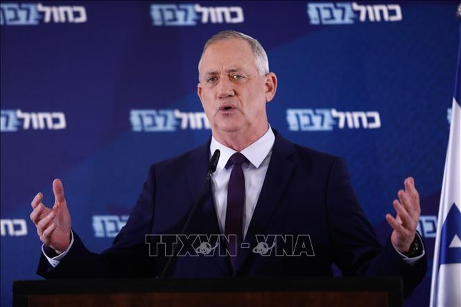 ประธานรัฐสภาคนใหม่ของอิสราเอลเรียกร้องให้เร่งจัดตั้งรัฐบาลสามัคคี - ảnh 1