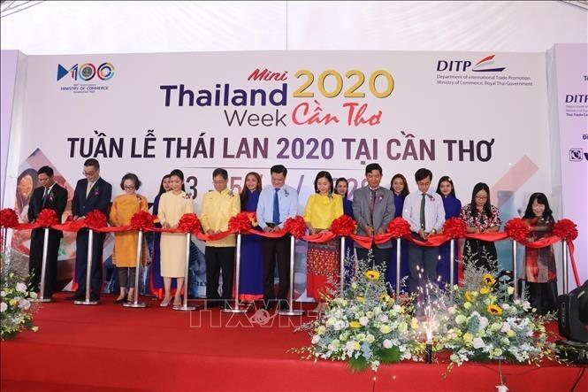 โอกาสเชื่อมโยงและแลกเปลี่ยนการค้าระหว่างสถานประกอบการเวียดนามและไทย - ảnh 1
