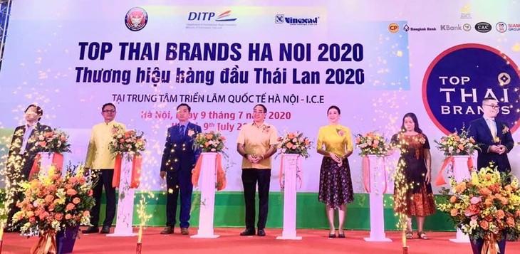 เปิดงานแสดงสินค้า Top Thai Brands 2020 ณ กรุงฮานอย  - ảnh 1