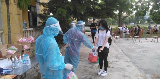 เป็นวันที่ 92 ติดต่อกันที่เวียดนามไม่พบผู้ติดเชื้อโรคโควิด-19 รายใหม่ภายในประเทศ - ảnh 1