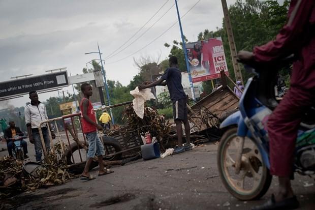 ฝ่ายต่อต้านในมาลีปฏิเสธข้อเสนอไกล่เกลี่ยของ ECOWAS  - ảnh 1