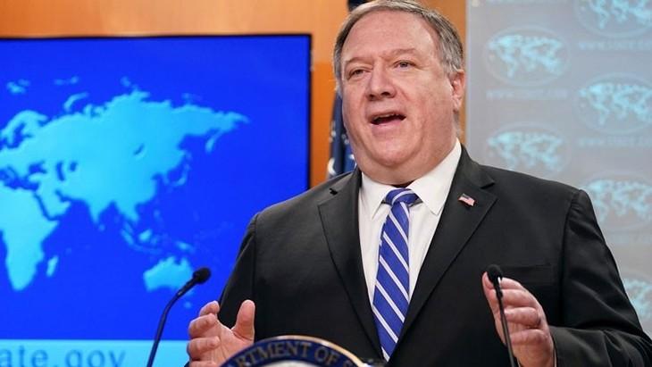 สหรัฐเรียกร้องให้จัดตั้งพันธมิตรระหว่างประเทศเพื่อกดดันให้จีนเปลี่ยนแปลงพฤติกรรม - ảnh 1