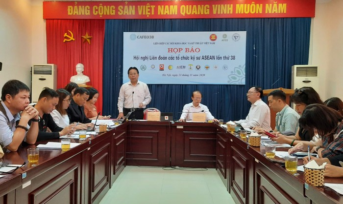 การประชุมสหพันธ์องค์การวิศวกรอาเซียนจะจัดขึ้นในวันที่ 25พฤศจิกายน - ảnh 1