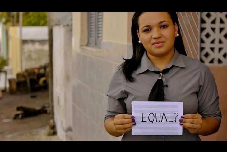 เลขาธิการใหญ่สหประชาชาติเรียกร้องให้ผลักดันมาตรการส่งเสริมความเสมอภาคทางเพศ - ảnh 1