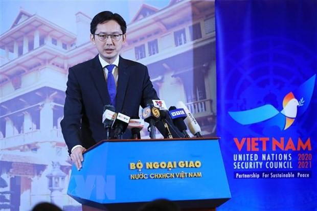 เวียดนามให้ความสำคัญต่อการรักษาความมั่นคงและความปลอดภัยให้แก่ประชาชนเป็นอันดับแรก - ảnh 2
