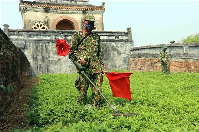 เวียดนามพยายามร่วมกับประชาคมระหว่างประเทศแก้ไขผลเสียหายจากกับระเบิด - ảnh 2