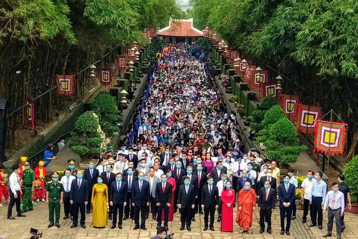 จุดเริ่มต้นของจิตใจแห่งการรวมพลังและความสามัคคีของประชาชาติเวียดนาม - ảnh 1