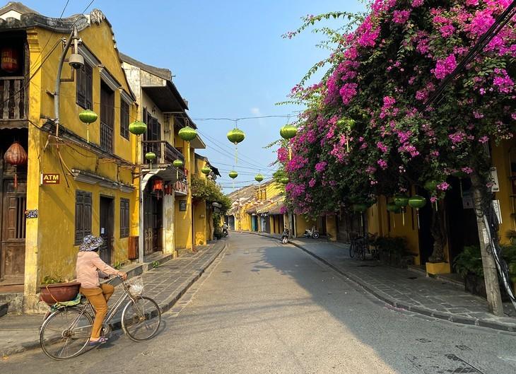 ความงามของเมืองเก่าฮอยอันและเมืองซาปา – จุดหมายปลายทางที่น่าสนใจสำหรับผู้ที่ชื่นชอบการถ่ายภาพ - ảnh 1