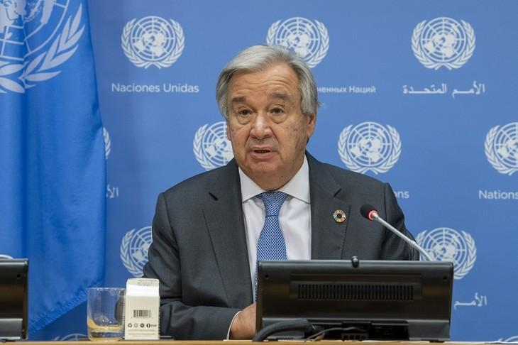 สหประชาชาติเรียกร้องให้โลกขจัดอาวุธนิวเคลียร์ - ảnh 1