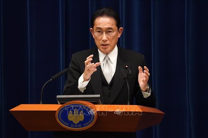 นายกรัฐมนตรีคนใหม่ของญี่ปุ่นย้ำถึงหน้าที่ที่เร่งด่วน - ảnh 1